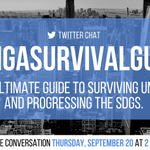 Image for the Tweet beginning: Attending #UNGA next week? You