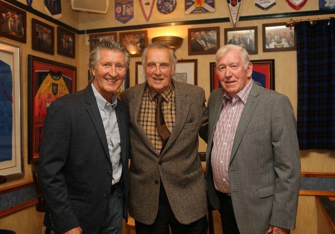 Happy Birthday to The Greatest Ever Ranger, John Greig MBE