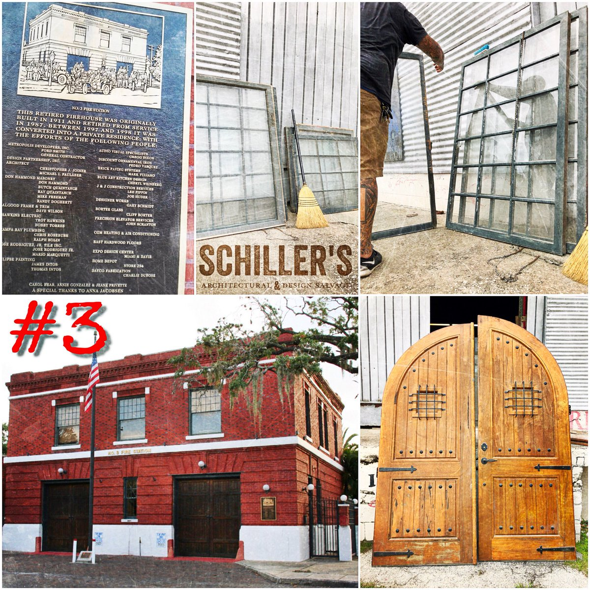 Schillers Salvage On Twitter A Few Salvaged Tidbits From The
