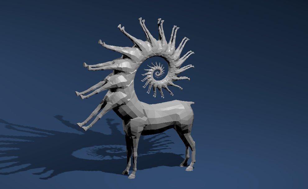 The recursive centaur: half horse, half recursive centaur https://t.co/fG6yToSmlf