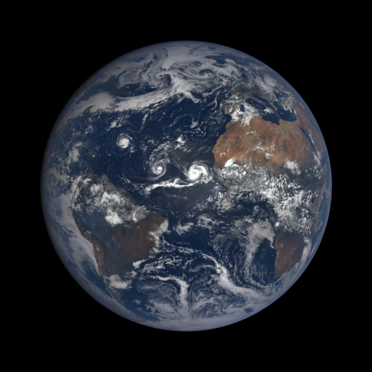"NASA Earth On Twitter: ""From Space, We Have A Vantage"