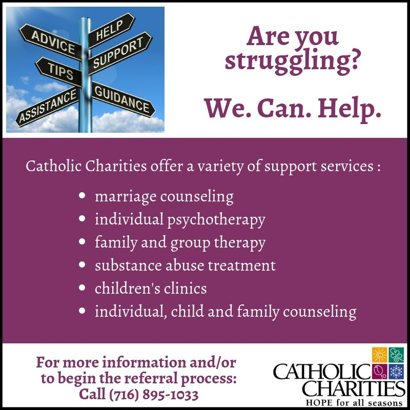Catholic Charities On Twitter Nearly 9 000 Of Our Neighbors Were