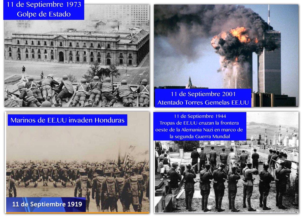 Resultado de imagen para chile 11 de septiembre marcos
