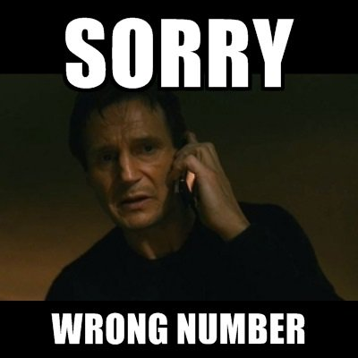 Have you ever given someone the wrong phone #? Was it on purpose or accidental? We discuss, NEXT! - #iHeartRadioNights - @AndreaCollinsFM Photo