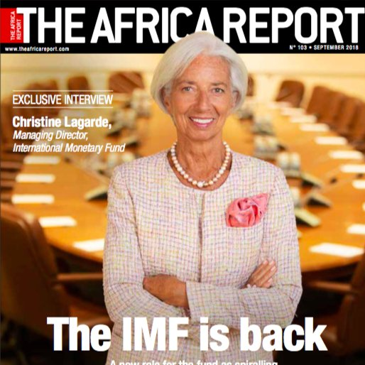 The Africa Report on Twitter: