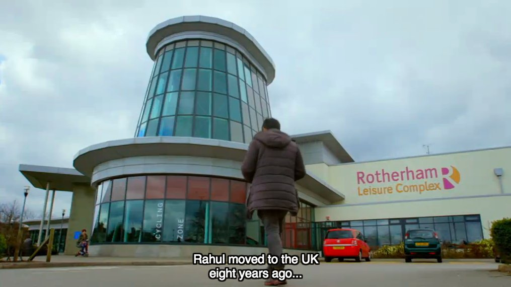 Rahul, this is the one of the purest things I have ever seen. #GBBO