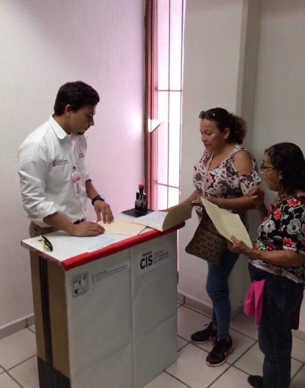 Salud Sonora On Twitter Instalación Del Modulo De Cis Para