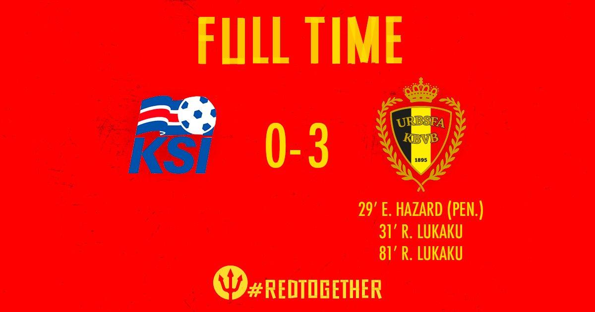 Nations League is voorlopig 'Easy League' voor deze Rode Duivels: Hazard en Lukaku alweer aan het feest
