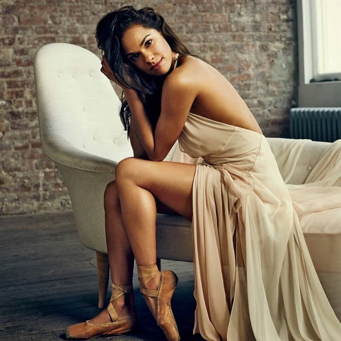 Happy 36th Birthday Misty Copeland