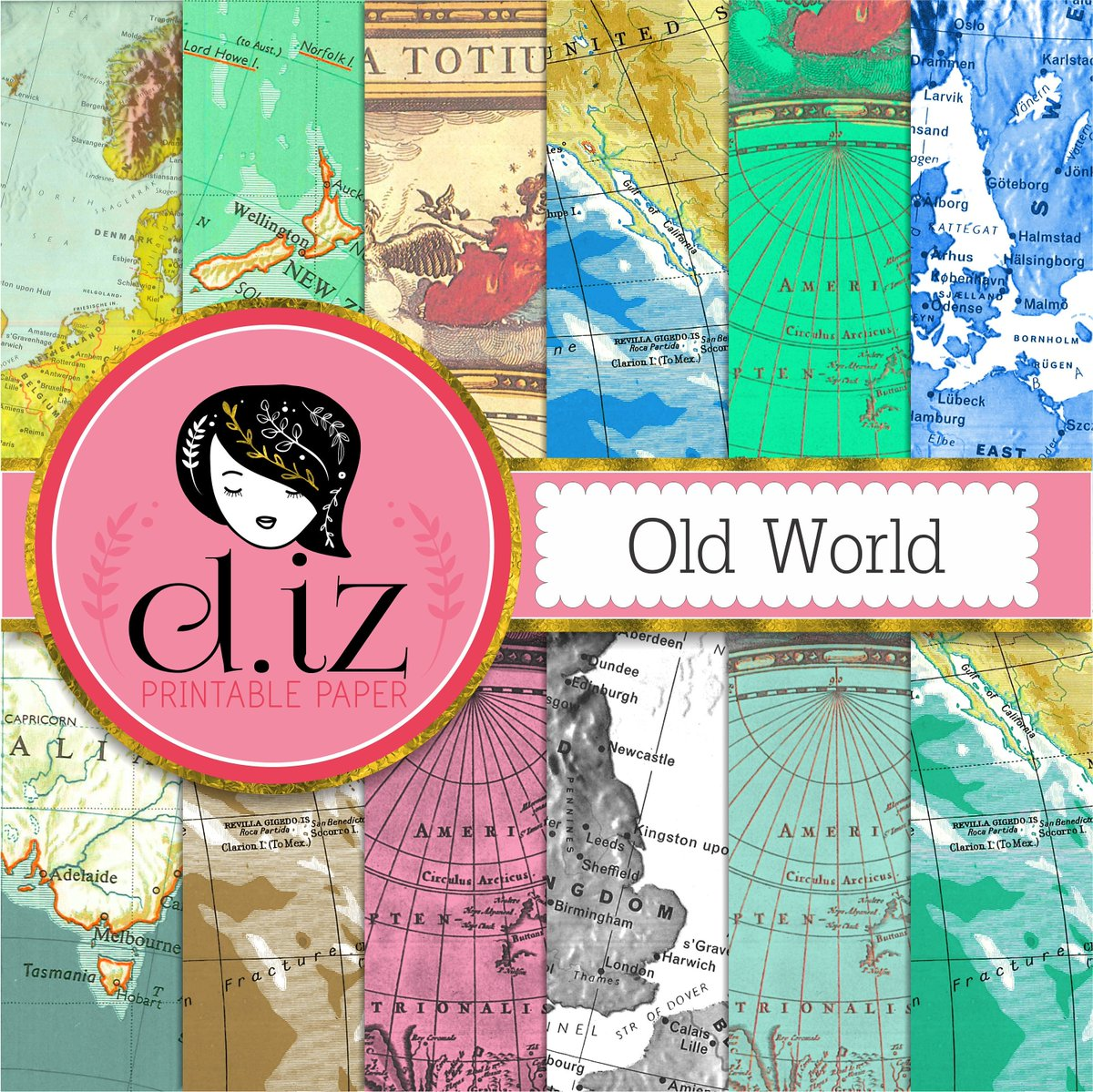Diz on twitter map digital paper old world vintage maps diz on twitter map digital paper old world vintage maps antique backgrounds map scrapbook paper x 12 httpst07iqsvsqma bespokegraphics gumiabroncs Gallery