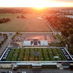 Image for the Tweet beginning: An amazing sunset at @ShilohSaints