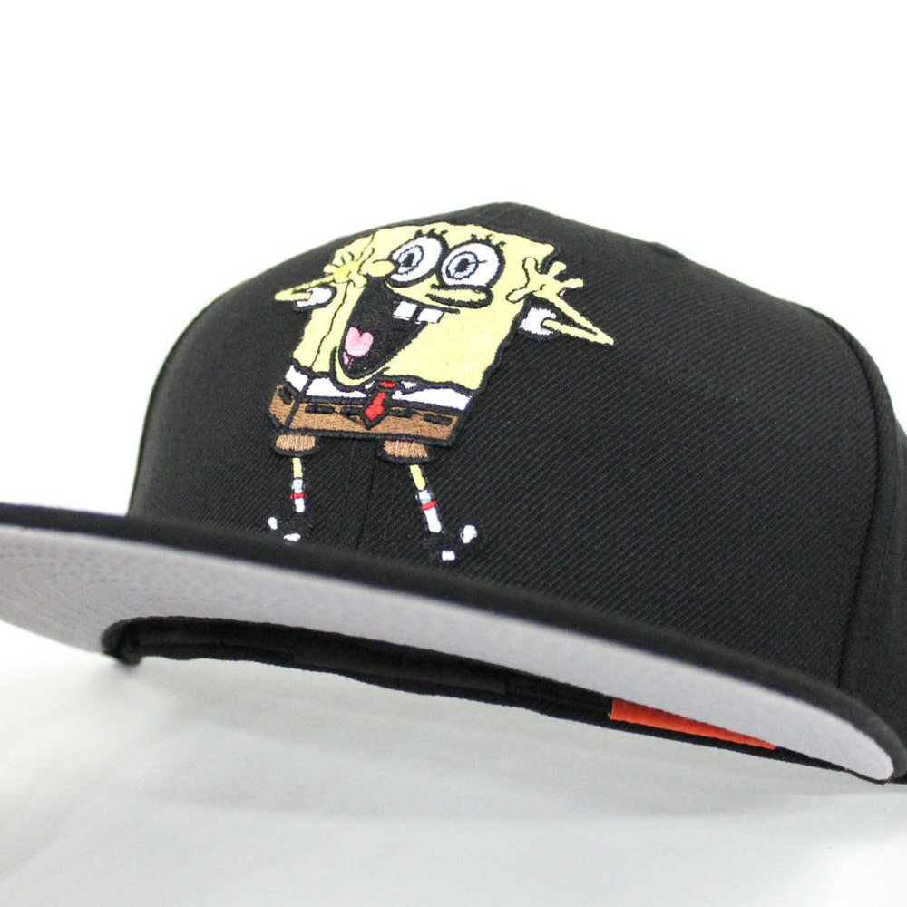 67867100896 ... purchase new era 59fifty fitted hat black gray under brim ecapcity  looney tunes new era 59fifty