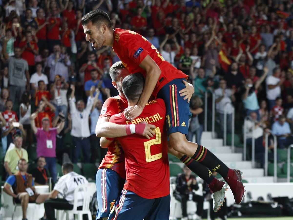 Espana vs Croatia 6-0 Highlights and Goals Video