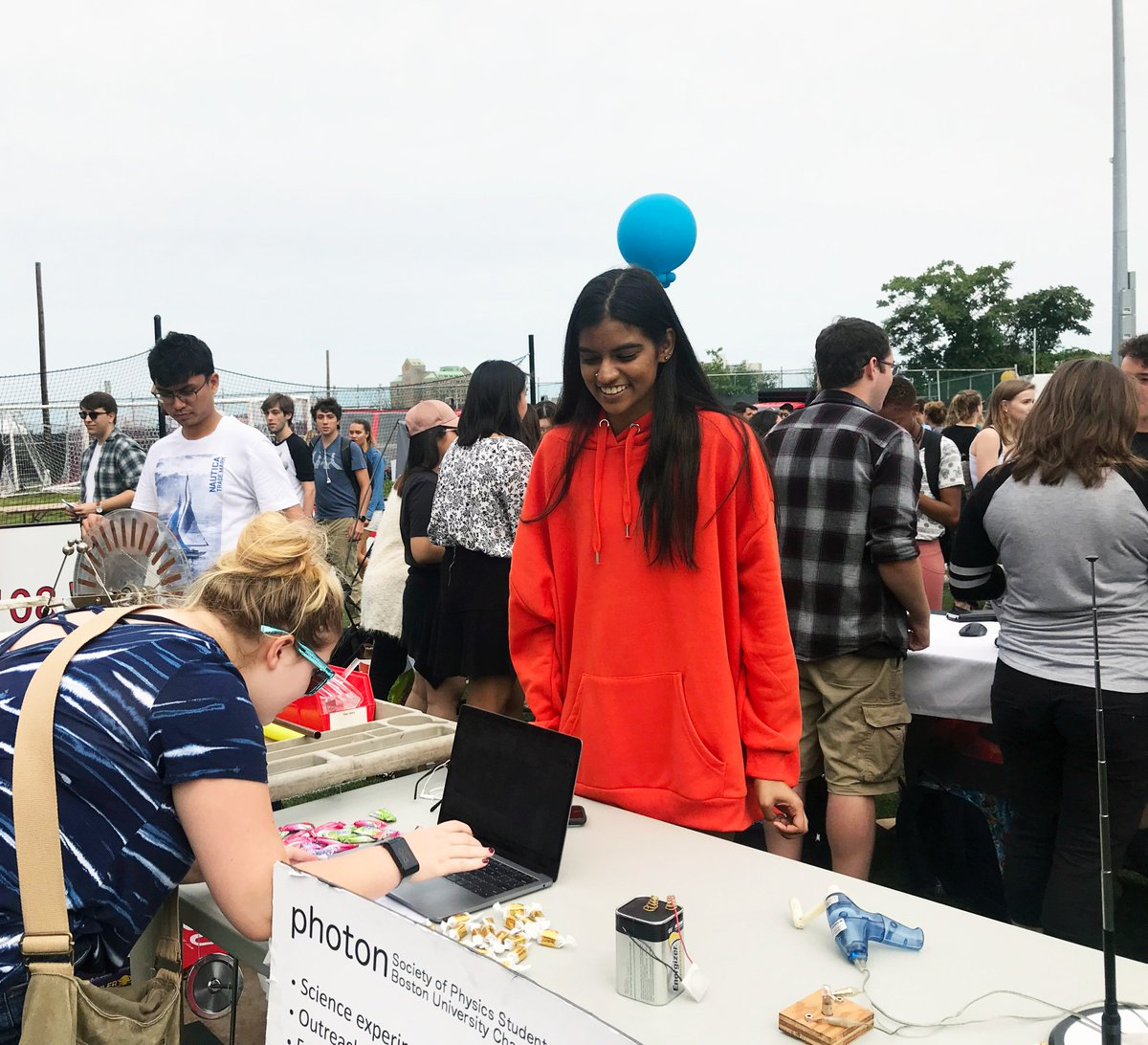 What a great day at Splash last weekend! We're so excited to have met so many new people who are interested in Photon! Hope to see you all at our meeting this Thursday ⚛️ https://t.co/g0aXzTHoDv