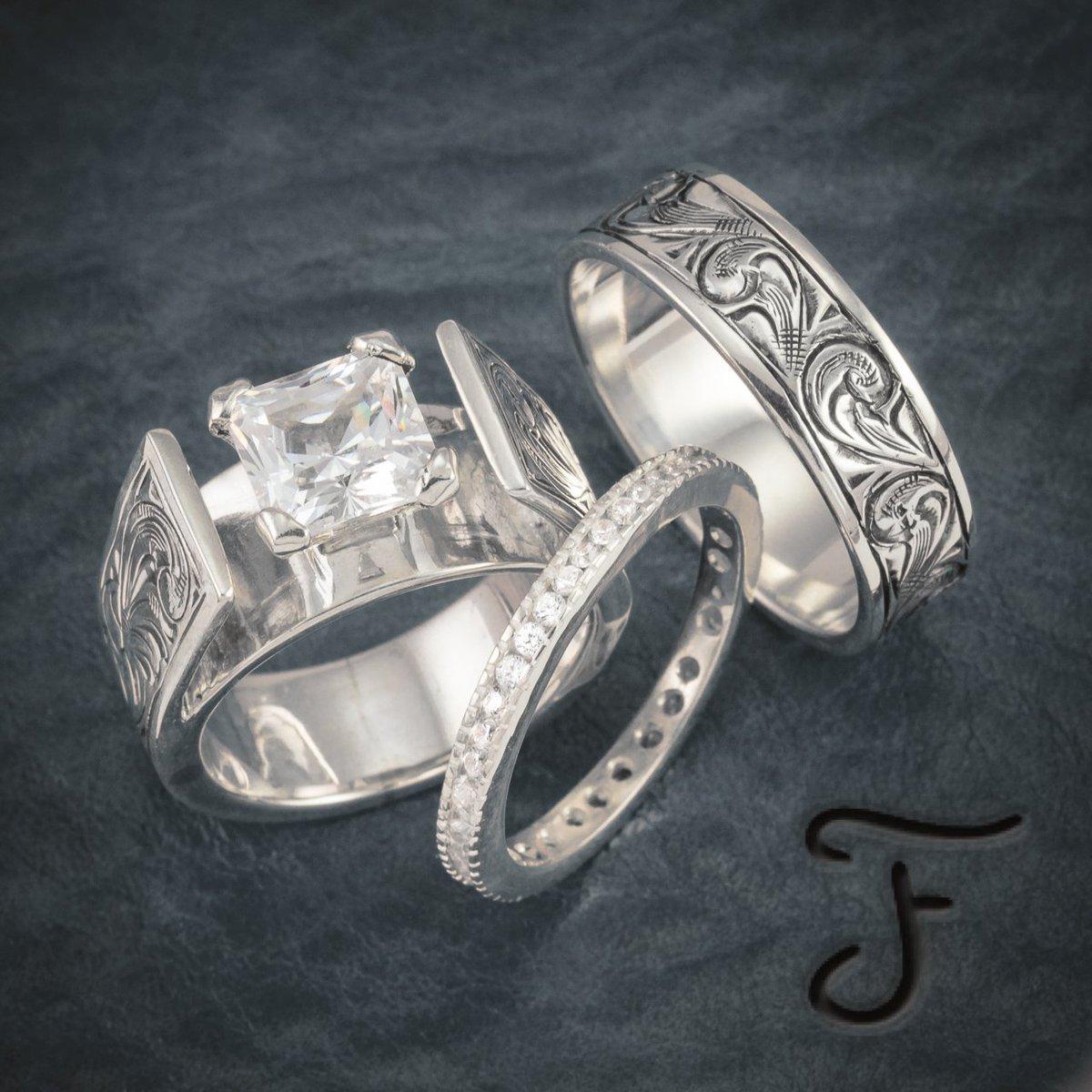 Fanning Jewelry On Twitter Checkout Stcosfwilbpf3r's Wedding Sets Stco9kk8kuzevh Married Engaged Westernwedding Weddingrings: Western Wedding Rings Marriage At Websimilar.org