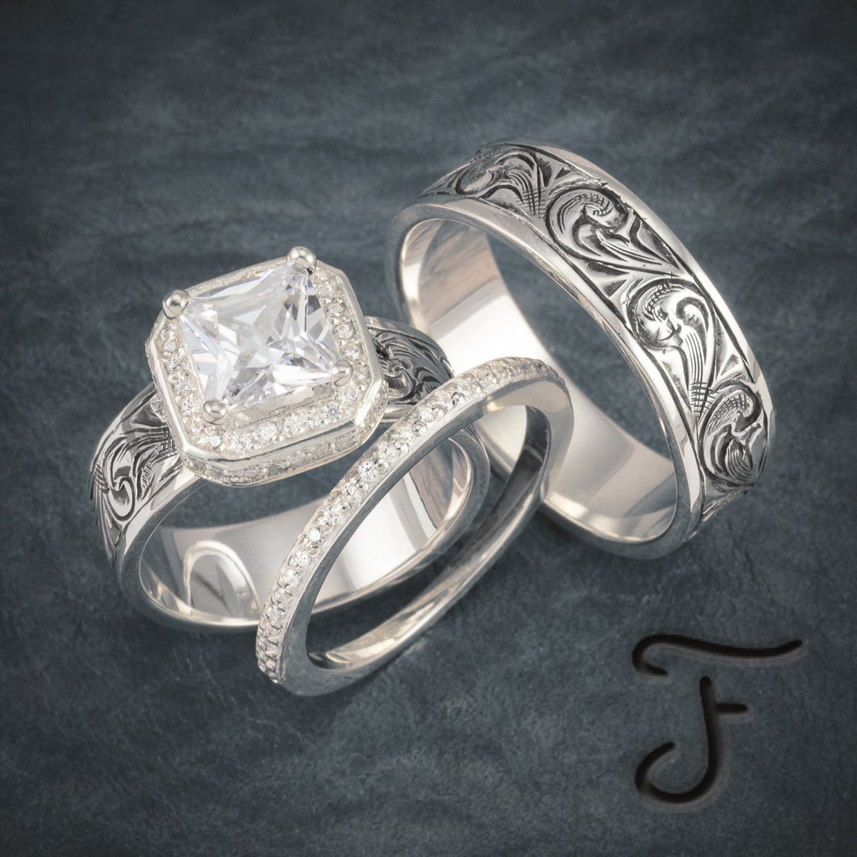 331 Pm 11 Sep 2018: Western Wedding Rings Marriage At Websimilar.org