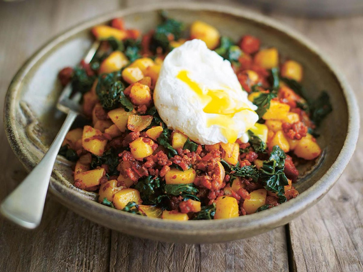 @Independent: How to make kale and chorizo hash https://t.co/SRQesdS2rf https://t.co/4L0HtFQO4d