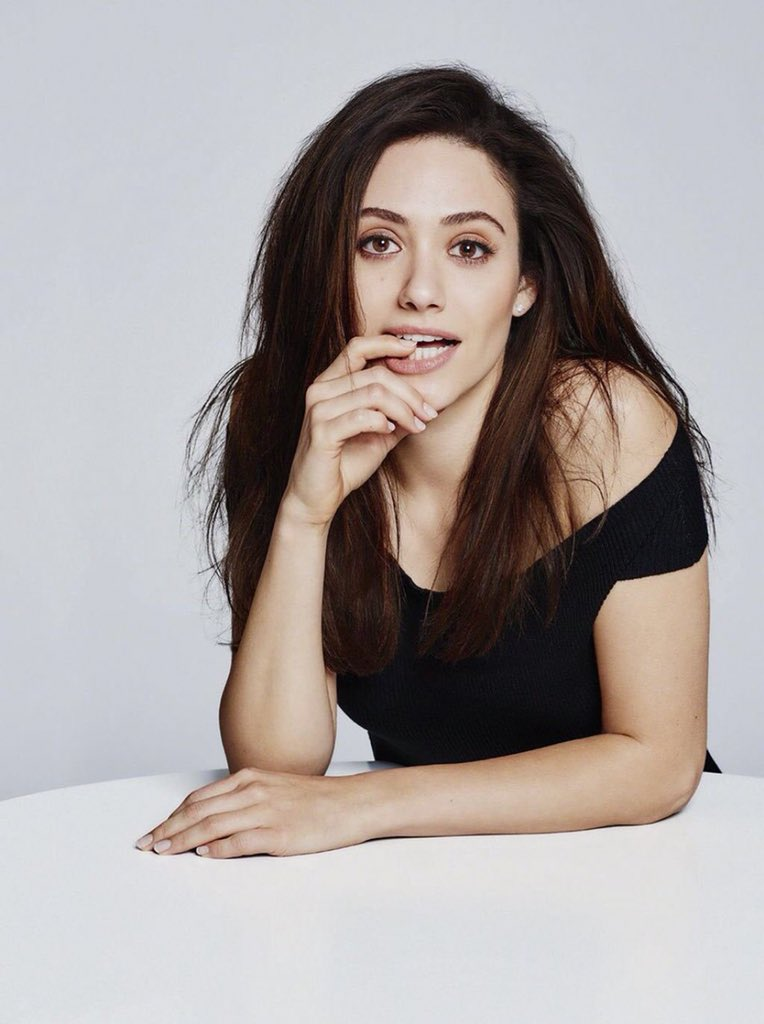 Happy birthday to the incredibly talented and criminally underrated Emmy Rossum