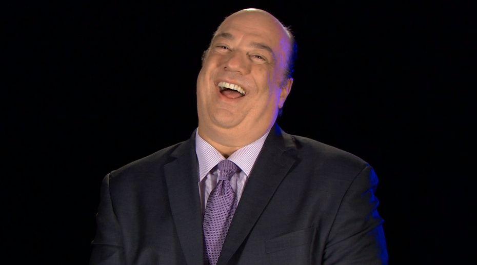 WWE finds a weird way to wish Paul Heyman a happy birthday