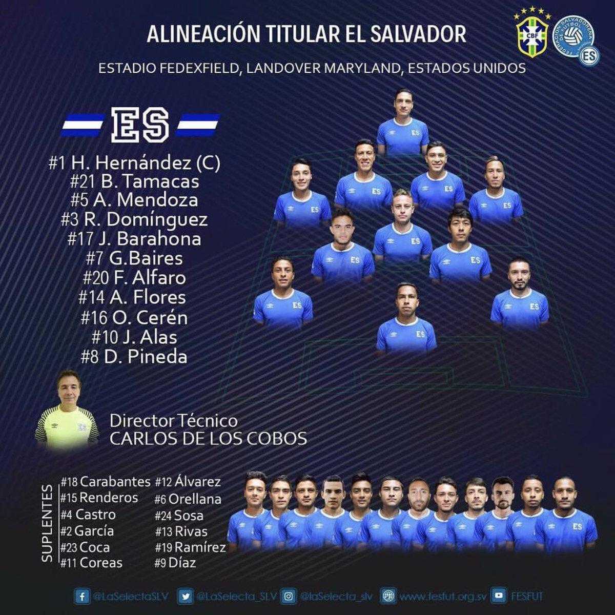 Juego amistoso contra Brasil el martes 11 de septiembre del 2018 Dm2ZbJ8XsAAPpgi