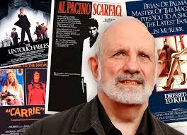 Happy Birthday to the one and only Director Brian de Palma!!!