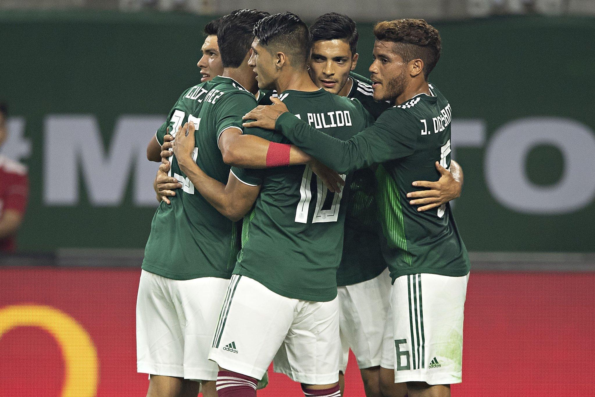 Estados Unidos gana 1-0 ante México