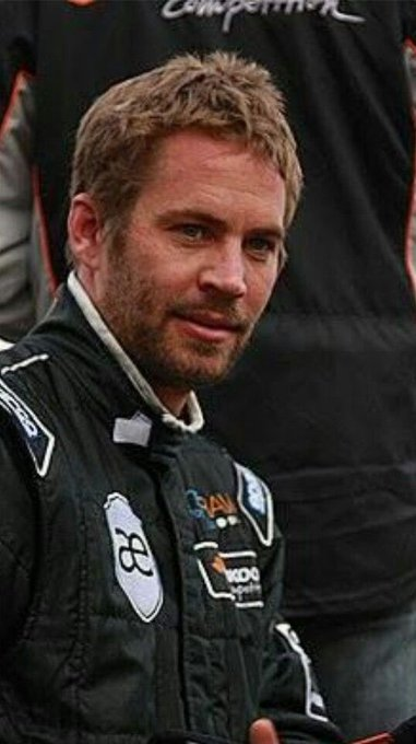 Happy Birthday Paul Walker.  We both should have turned 46 today.