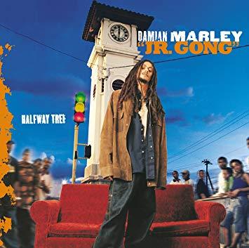 17 years ago today. #HalfwayTree #DamianMarley #JrGong #GongZilla