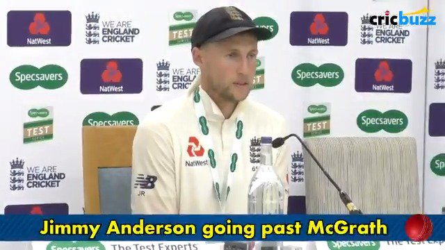 #ENGvIND Joe Root says his team are on an upward curve after the 4-1 series win over India. Agree? cricbuzz.com/cricket-videos…