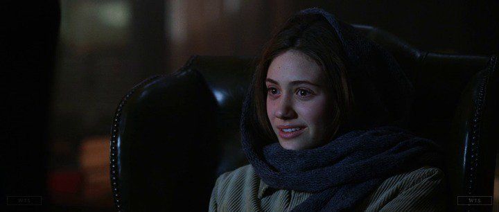 Emmy Rossum turns 32 today, happy birthday! What movie is it? 5 min to answer!