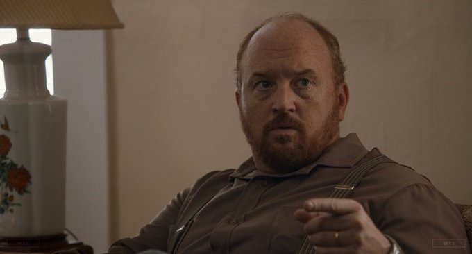 Happy Birthday to Louis C.K. who turns 51 today! Name the movie of this shot. 5 min to answer!
