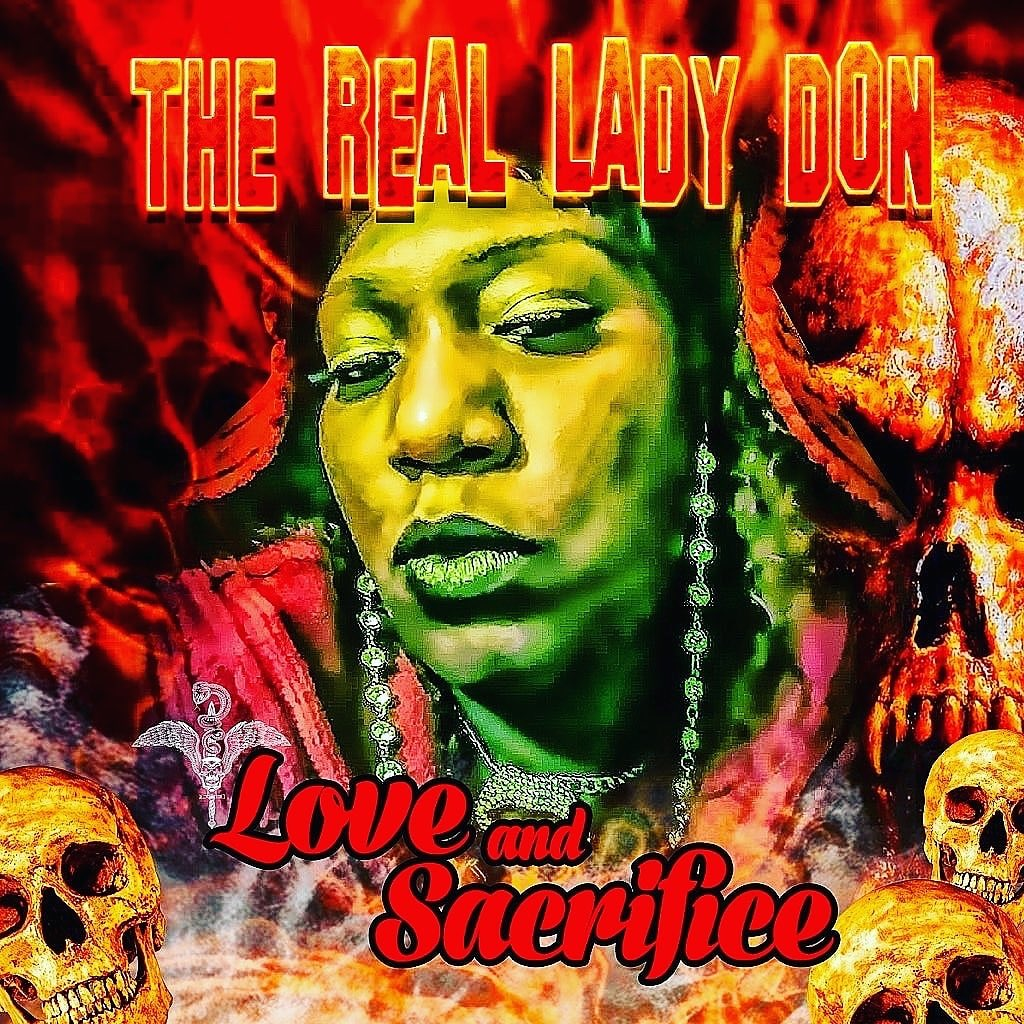 """🚧 NEW MUSIC 🚧 @Therealladydon7 releases her new project """"Love And Sacrifice"""" on My Mixtapez!! Listen Here: mymixtapez.com/album/186237"""