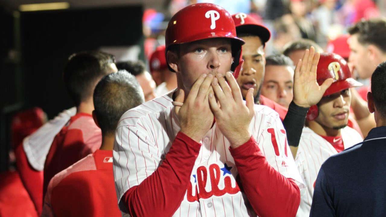 Extra innings, shall we?  We're on to the 10th, knotted at 6.   #BeBold https://t.co/yRz0yqpsOr