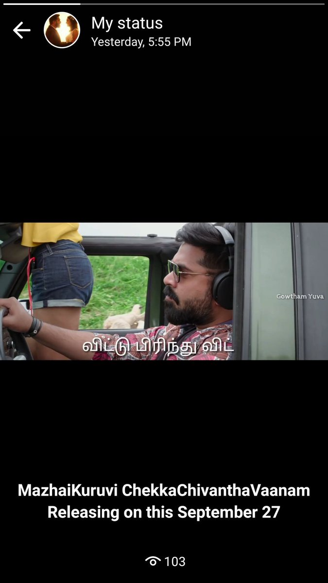 Thiru Rajkumar On Twitter My Whatsapp Status Str Simbu