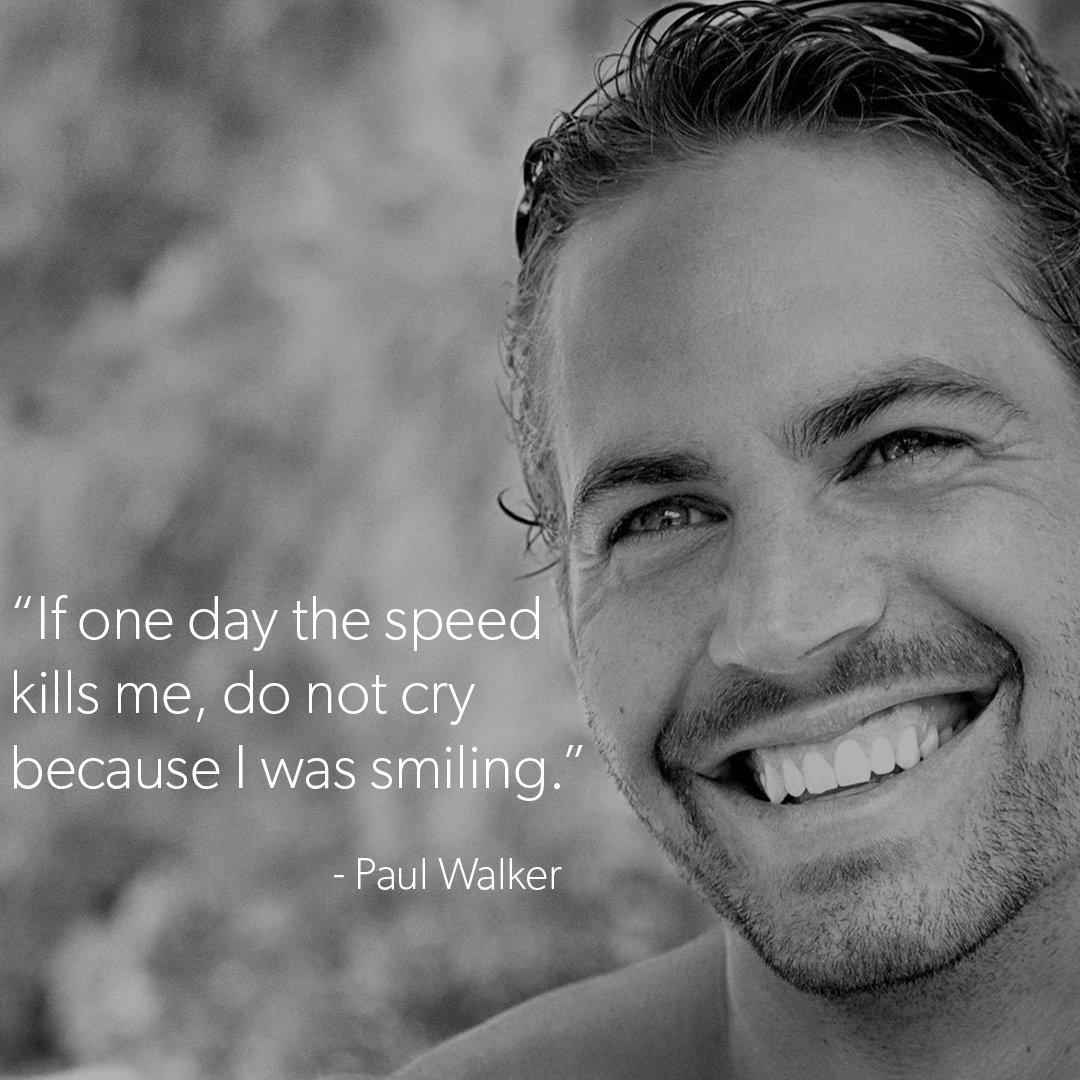 Happy Birthday, Paul Walker!