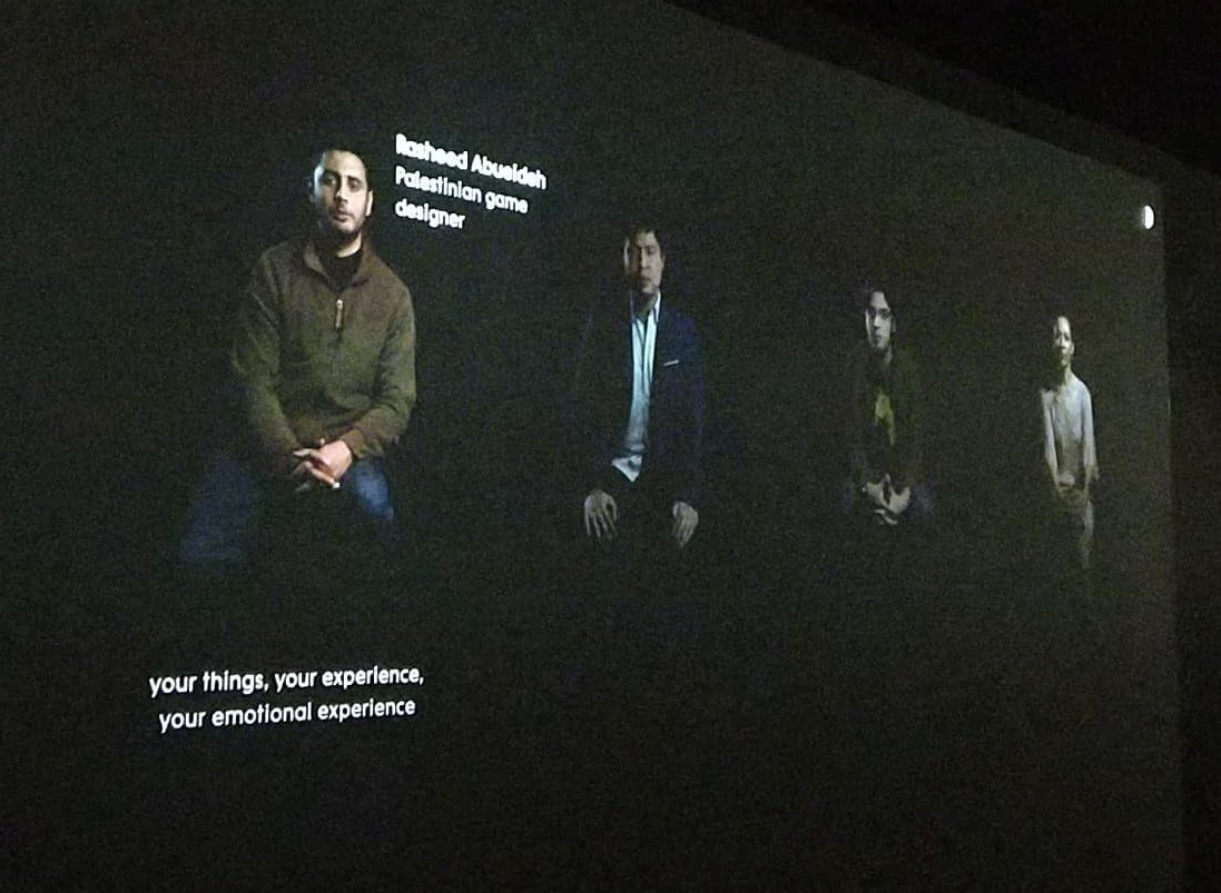 Proud to be part of Victoria and Albert Museum in London. @tha_rami Such a nice way to see you again bro :)