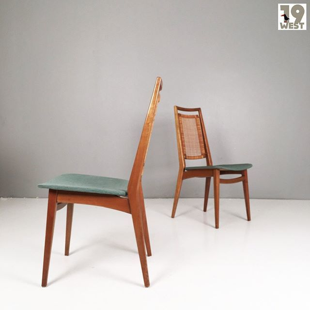 Pleasing Mid Century Modern On Twitter Two Dining Chairs From The Lamtechconsult Wood Chair Design Ideas Lamtechconsultcom