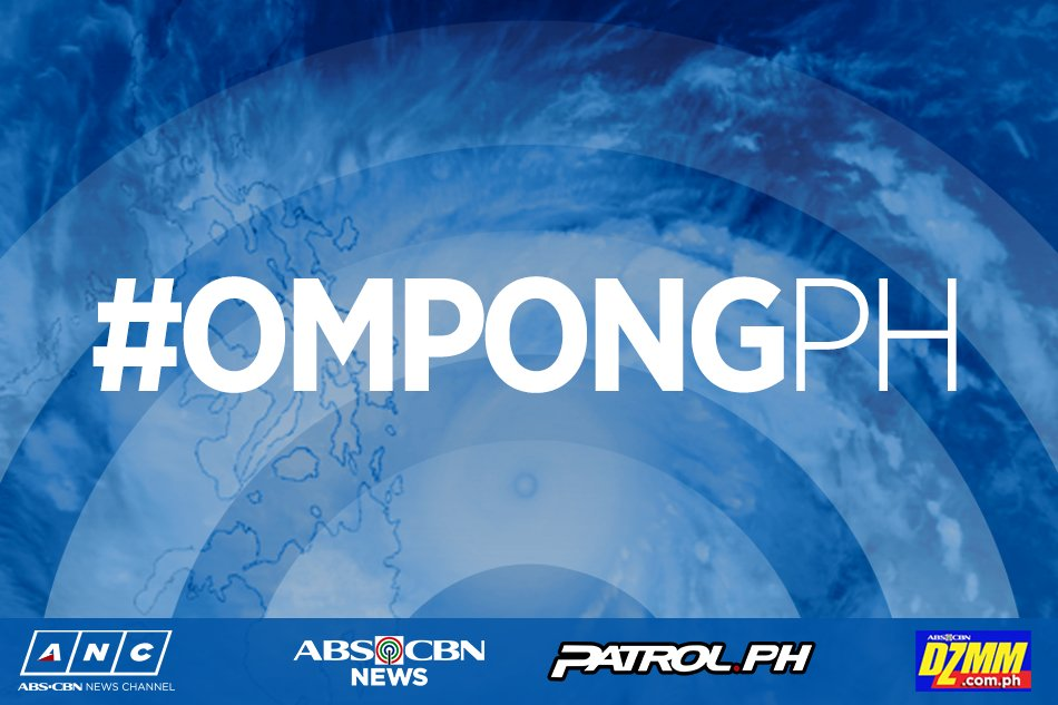 As of 3PM, #OmpongPH (Mangkhut) has entered PAR. | via @dost_pagasa
