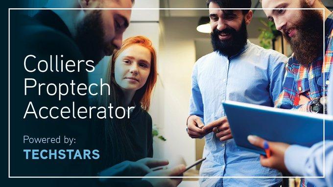 Colliers International hat mit Techstars Immobilien-Startups weltweit evaluiert. Auch das Berliner Startup  hat es in die &quot;Class of 2018&quot; geschafft!<br>Alle Infos: t.co/Pfzx9hastXProptech Accelerator: t.co/T3S15p1uxB#Berlin #startup #PropTech t.co/2gXT1WrMKg