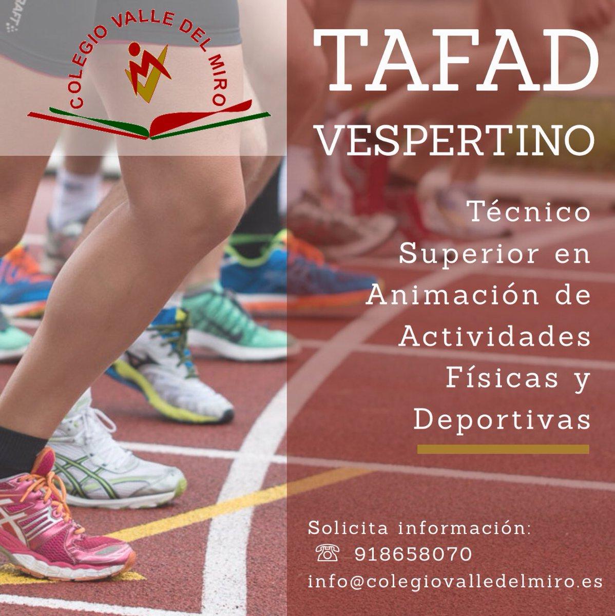 Valle Del Miro On Twitter Quieres Estudiar Un Ciclo