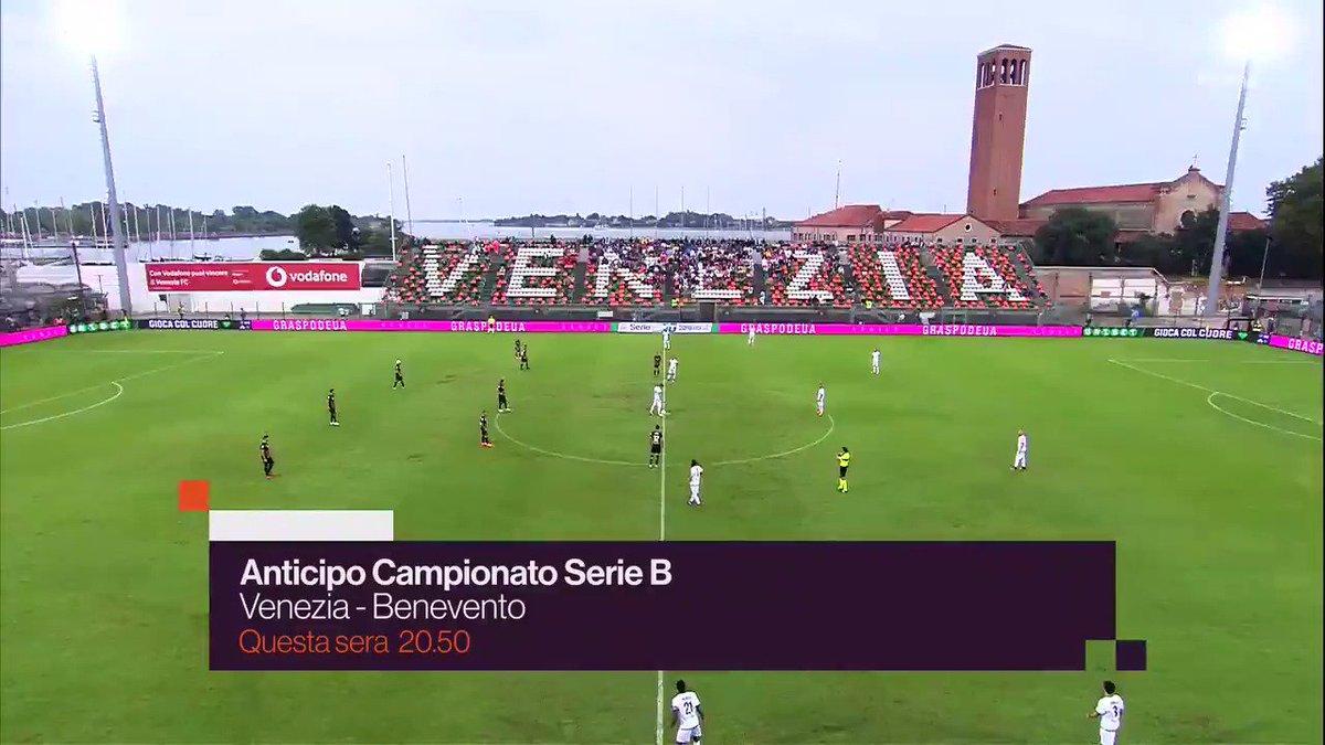 Tra poco la #SerieB in diretta: #VeneziaBenevento Il live streaming è su #RaiPlay  http://bit.ly/Live_RaiSportHD  - Ukustom
