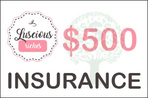 Image for LUSCIOUS RICHES has added to Premium Insurance!