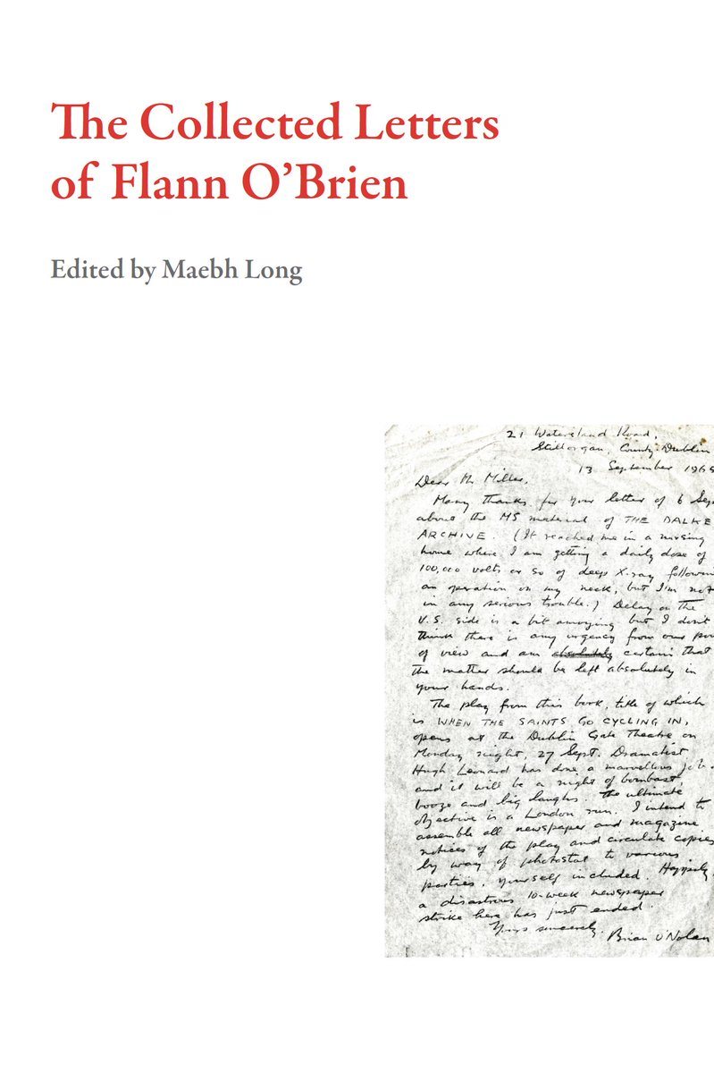 a biography of flann obrien an irish author Flann o'brien has 41 books on goodreads with 70998 ratings flann o'brien's most popular book is the third policeman.