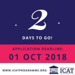 Two days to go until the deadline for Wellcome-HRB ICAT Fellowship applications! Submit now at https://t.co/lOIPZ1UTtc