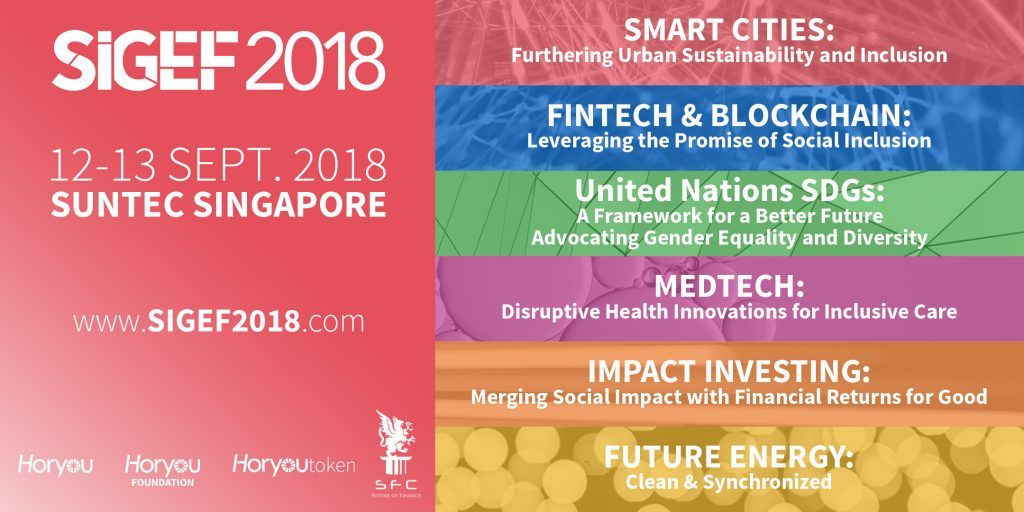 Attend the Social Innovation and Global Ethics Forum organized by @Horyou . Book here http://bit.ly/2sMJXdt #philanthropy #innovation #CSR #socimp #ASEAN #Singapore #SuntecSG pic.twitter.com/R7l5D5szCP