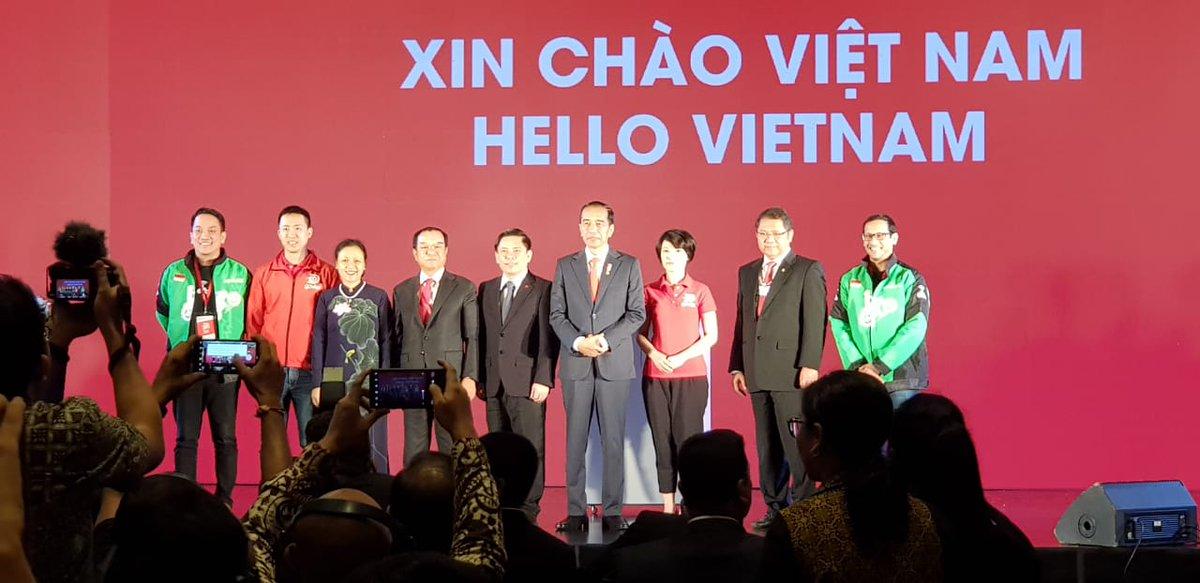 Go-Viet di Vietnam