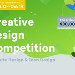 Image for the Tweet beginning: $NEO Creative Design Competition is
