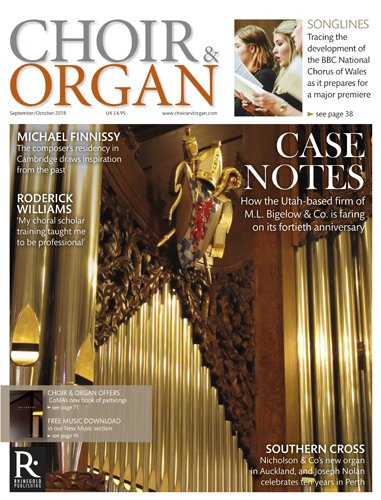 Choir & Organ on Twitter: