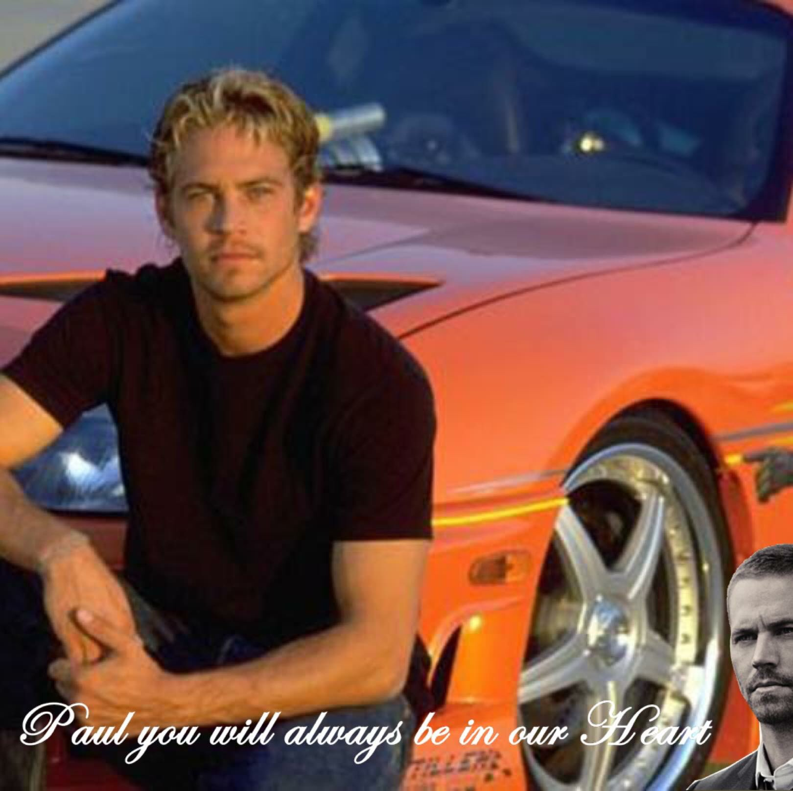 Happy Birthday, Paul Walker. Forever missed!