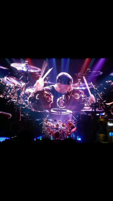 Happy Birthday to the Greatest Drummer of all time Neil Peart